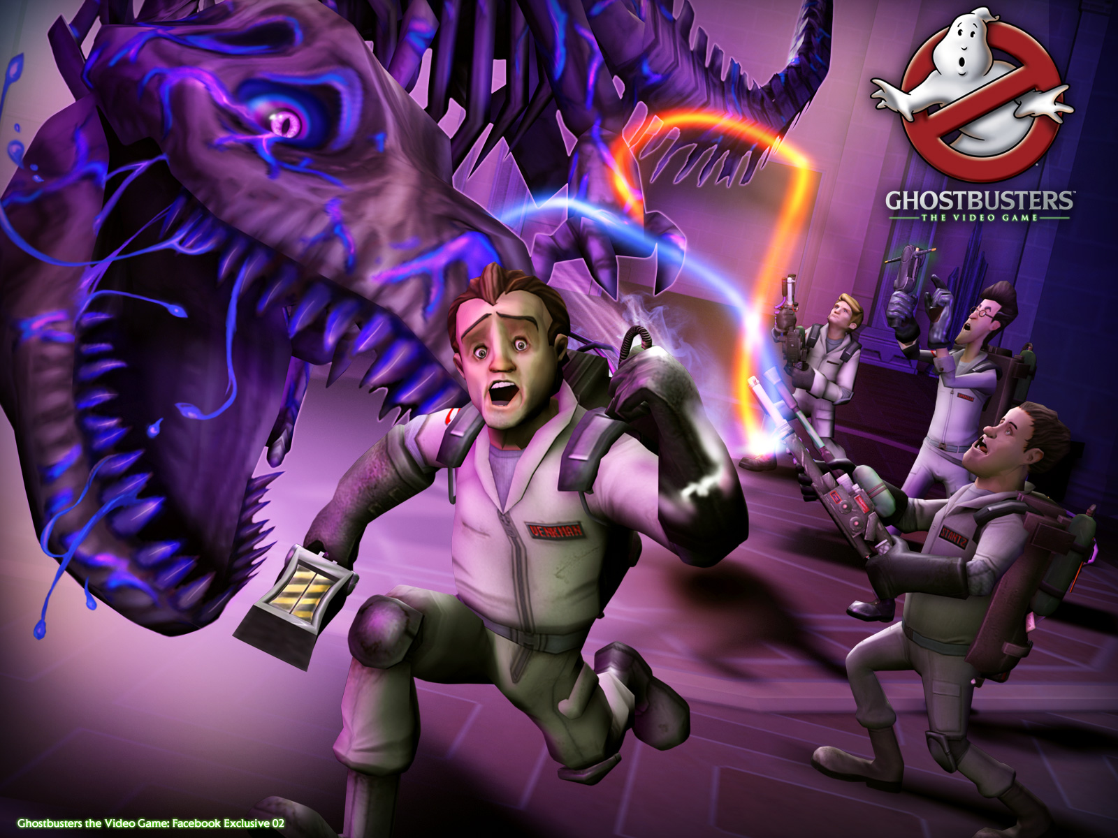 ghostbusters games for kids online