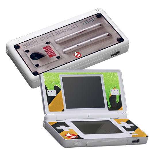 Ghostbusters skin for the DSI